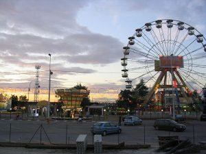 Parco luna park Idroscalo